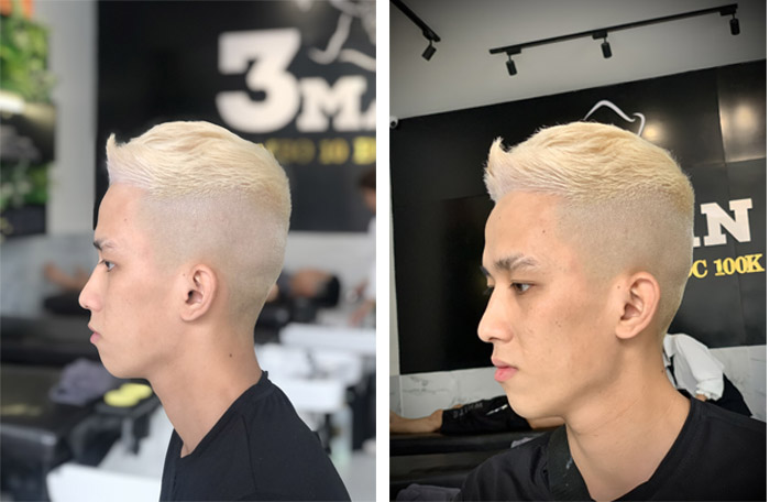 Chăm sóc tóc Undercut ra sao?