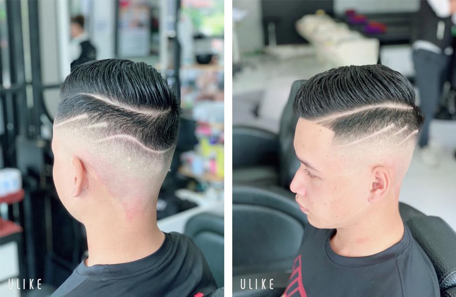 Chọn kiểu tóc che khuyết điểm