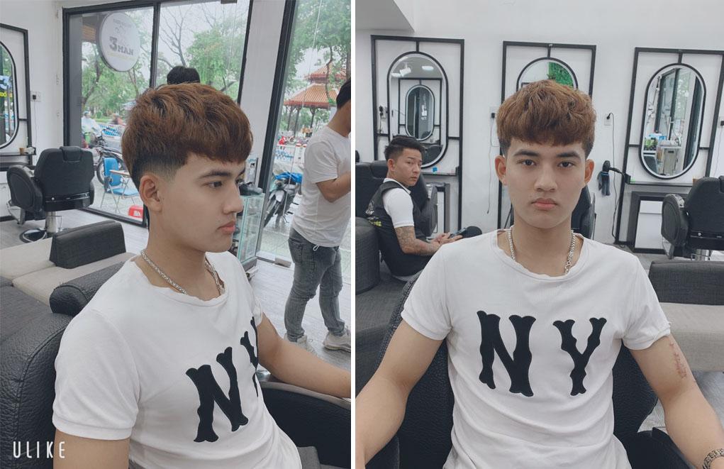 Kiểu tóc xoăn dành cho nam giới hiện đại