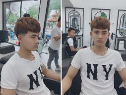 Kiểu tóc cho nam giới 'đổi gió' ngày Tết