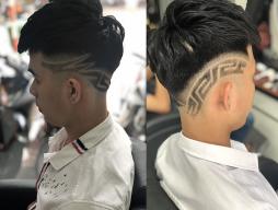 Kiểu tóc Undercut Tattoo ngắn đẹp cho nam