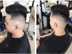 Những kiểu tóc ngắn kết hợp cực bảnh dành cho anh em