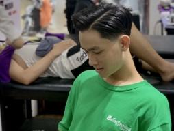 Những kiểu tóc thực tế khách hàng làm cực nam tính tại 3man